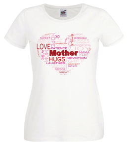 Mother's t-Shirt, gift for mum