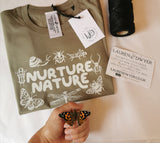 Nurture nature - kids