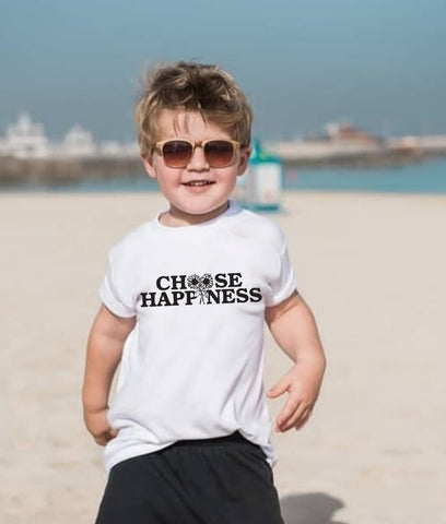 Choose happiness - kids