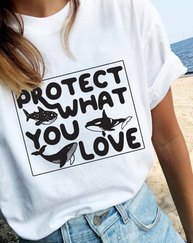 Protect what you love - Women's