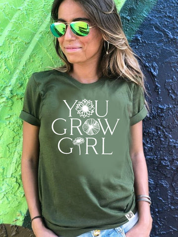 You grow girl - Women's