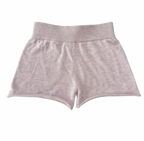 Charcoal Terry Boxy Tee