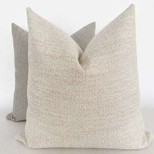 Textured Pillow Covers by Hackner Home