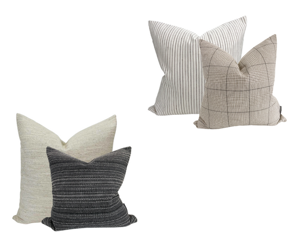 Examples of neutral pillow pairings