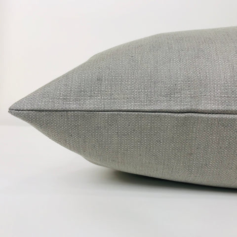 Canvas Dog Bed Cover - Gray