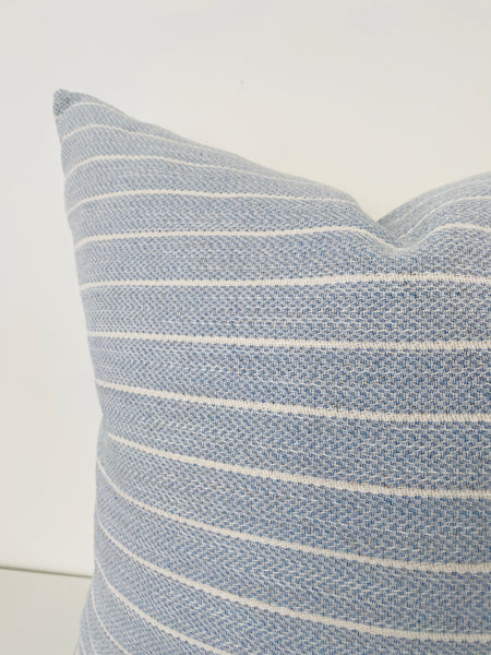 Bela Blue Pillow Cover