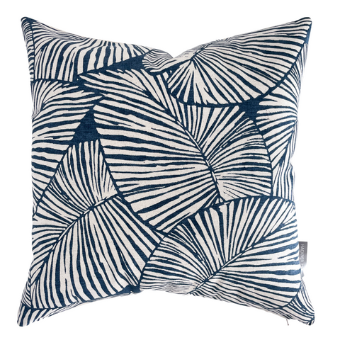 Outdoor Pillows, Blue Outdoor Pillows, Outdoor Pillows Beach Style, Modern Outdoor Pillow Cover, Outdoor decorative Pillow Covers, Hackner Home, Decorative Pillows