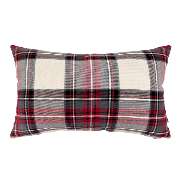 Red Plaid - Christmas Tartan