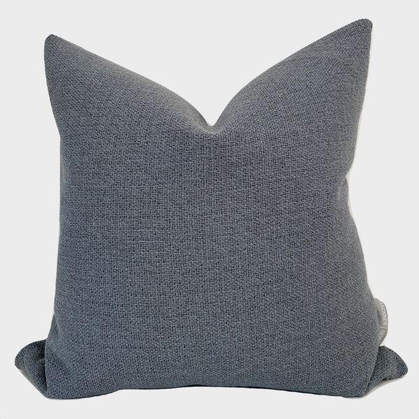 Slate Weave Pillow Cover