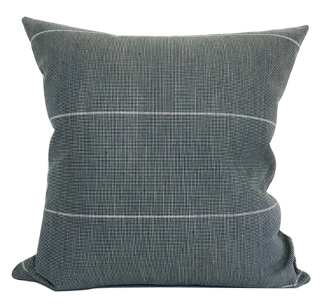 Dark Blue Pillow Cover