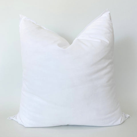 Synthetic Down Alternative Pillow Inserts, Pillow Inserts, Synthetic Down Pillows, Bed Pillows, Synthetic Pillow Inserts, Hypoallergenic  Pillows, Allergy Free Pillows, Hypoallergenic Bed Pillows, Hackner Home, Decorative Pillow Inserts, Pillow Forms, Hypoallergenic Pillow Forms, Designer Pillow Forms