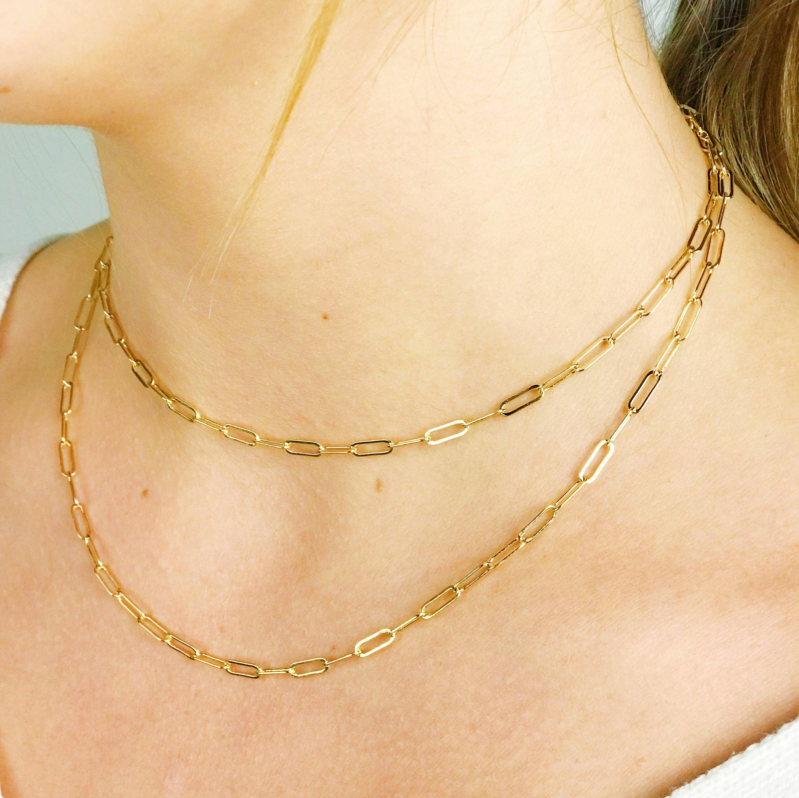 Lauren Wrap Necklace