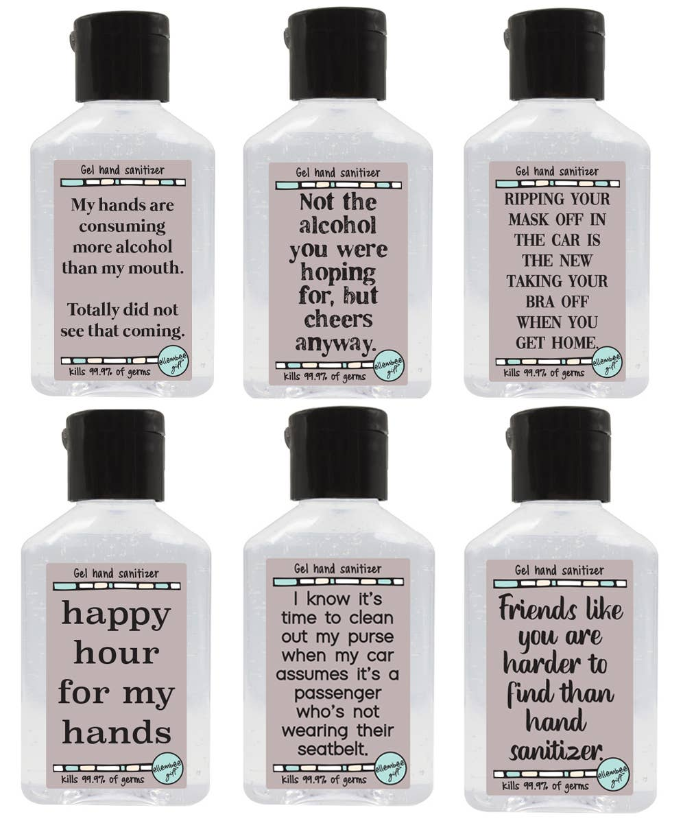 FUN Hand Sanitizers
