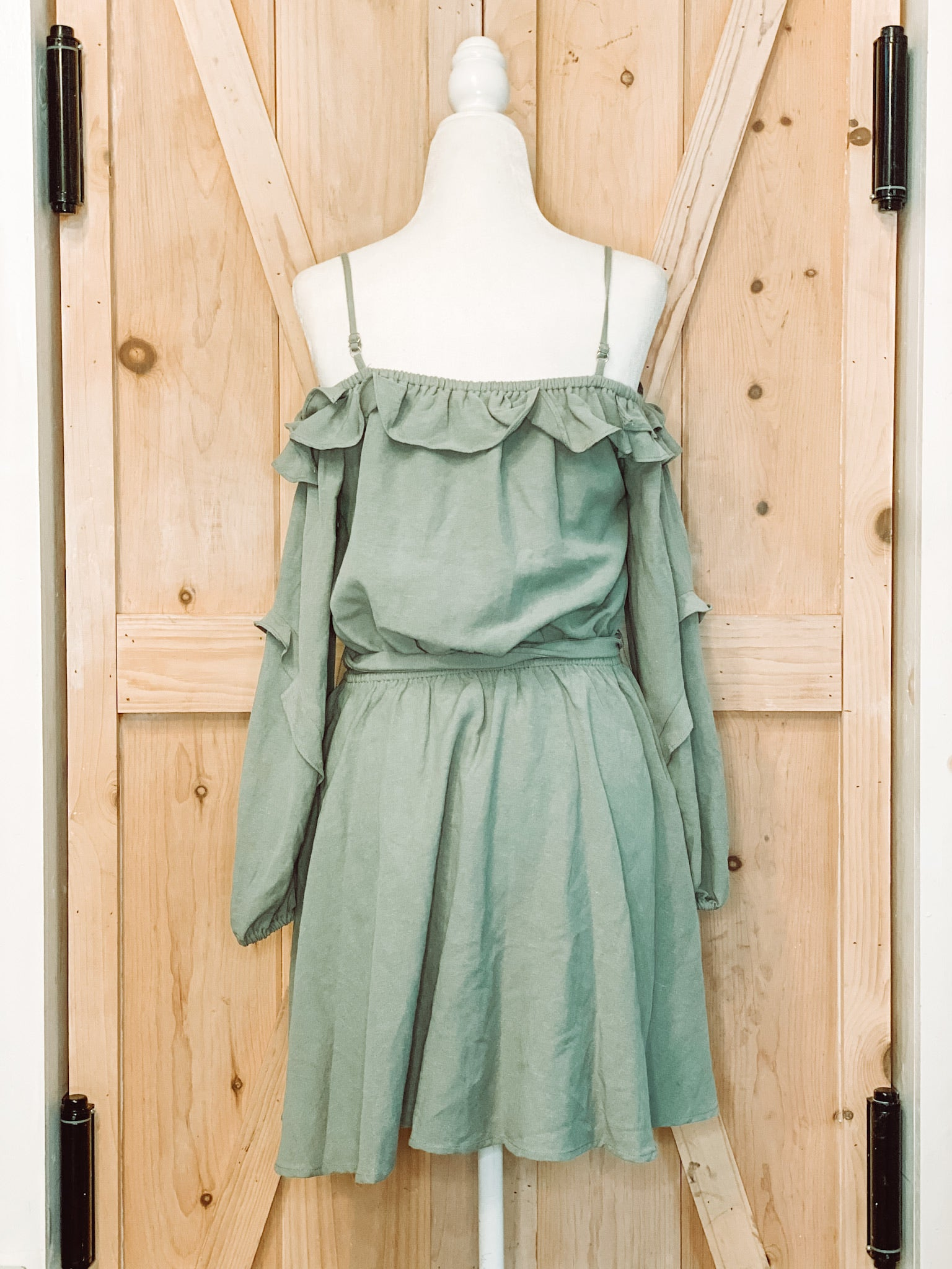 SEALED DRESS