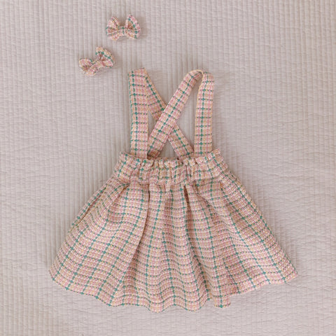 Dream Skirt & Bows - Rainbow