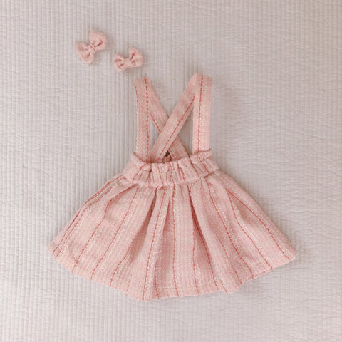 Dream Skirt & Bows - Strawberry