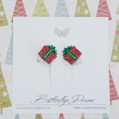 X-Mas Gift Earrings