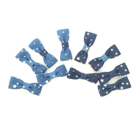 G-star Denim Bow Hair Clip