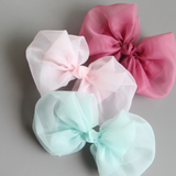 Butterfly Bow Hair Clips -Barrette