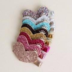 Love Crown Hair Clip
