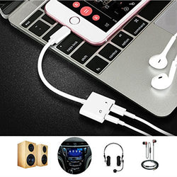 iPhone Charging & Audio Adapter - usefulitem