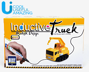 Smart Inductive Truck - usefulitem