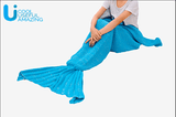 Super Cozy Mermaid Blanket - usefulitem