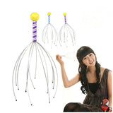 Anti-stress & Pain Relief - Octopus Head Scalp Massager - usefulitem