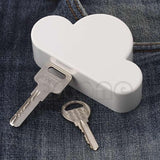 Magnetic Key Holder - Cloud Shaped - usefulitem