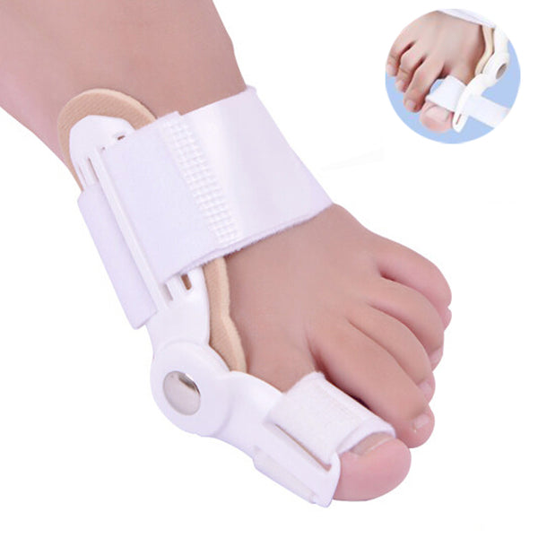Big Toe Splint Straightener & Corrector - For Foot Pain Relief - usefulitem