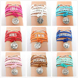 Love Sign Bracelet 12 Choices - usefulitem