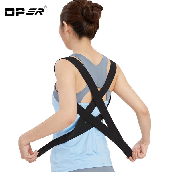 Shoulder Back Belt for Back Support,  Posture Correction  and Pain Relief - usefulitem