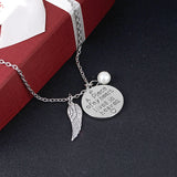 A Piece Of My Heart Lives in Heaven - Gift for Daughter Girlfriend - usefulitem
