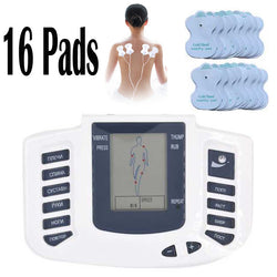 Electric Body Neck, Leg and Muscle Massager - Pain Relief with Acupuncture Therapy - usefulitem