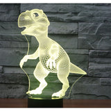 3D LED Dinosaur Lamp - 7 Colors - usefulitem