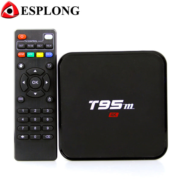 Smart T95M TV Box with Android - usefulitem