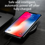 Qi Wireless Charging Pad -  For iPhone, Samsung Galaxy - usefulitem