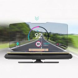 Smartphone Driver Heads Up Display - usefulitem