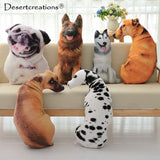 Dog Shape Decorative Pillow - usefulitem