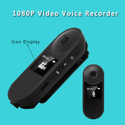 Full HD 1080P Micro Camera with Voice Recorder - usefulitem