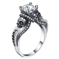 Women's Skull Ring - usefulitem