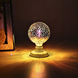 3D Decorative Light Bulbs