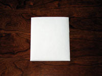 Three (3) Streak Free Microfiber Cloths