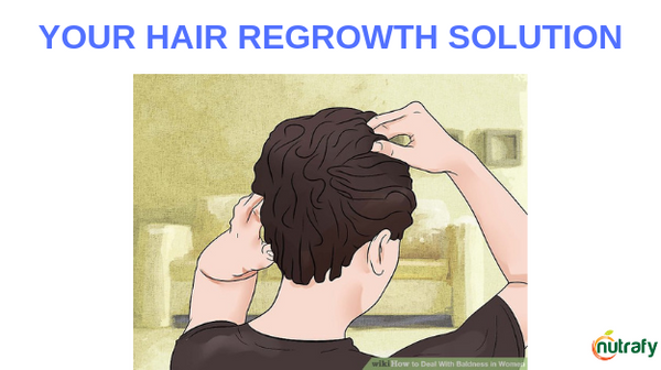 Achieve A Benefit Of 88.9% Hair Growth With This Product