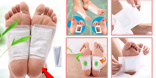 5 Benefits For You With Detox Foot Pads