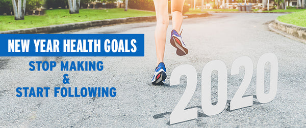 Guaranteed Results With These New Year Health Goals