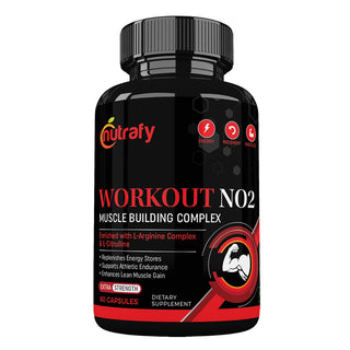 Nutrafy Workout NO2