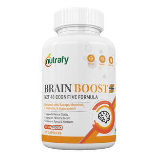 Nutrafy Brain Boost+