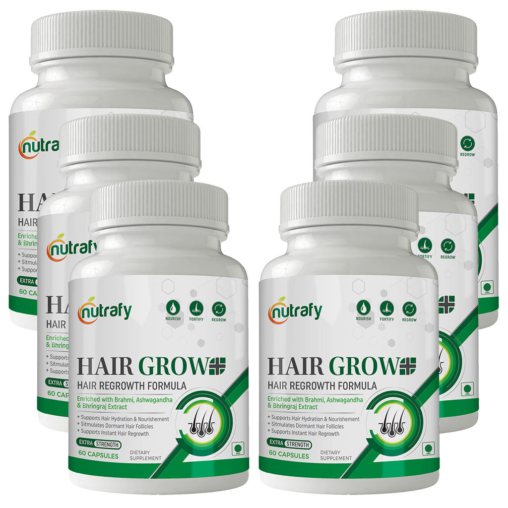 Nutrafy Hair Grow+