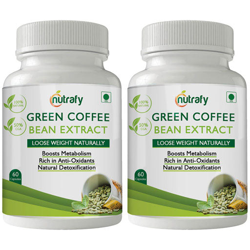 Nutrafy Green Coffee Bean Extract